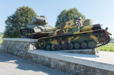Symbol tankových bojov - taran-VHUBratislava